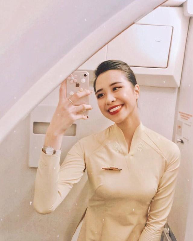 Tiep vien truong xinh nhat Pacific Airlines khoe bikini gay sot-Hinh-6