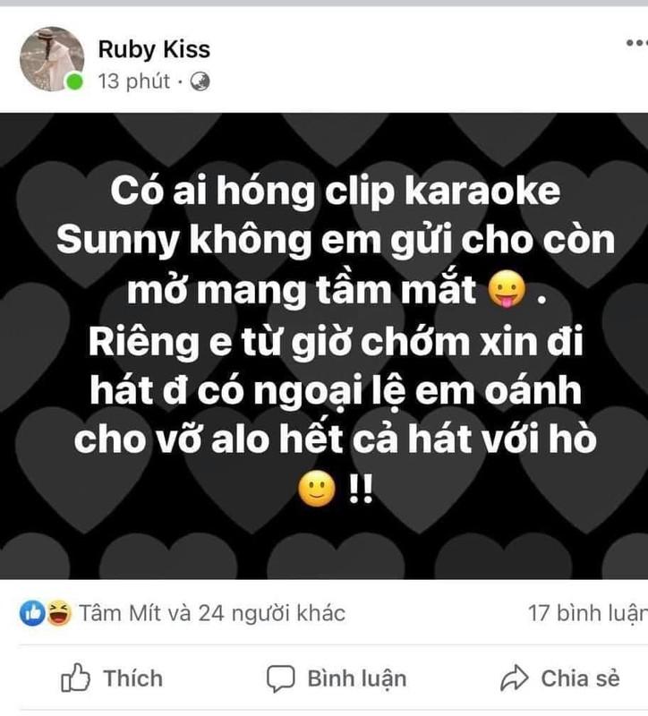 Xon xao clip bar Sunny, hoi chi em dan mat cac ong chong-Hinh-6