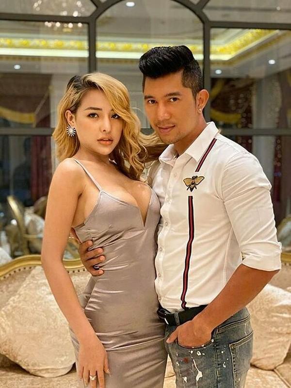 Bat ngo dien vay, ban trai Ngan 98 nhan phan hoi