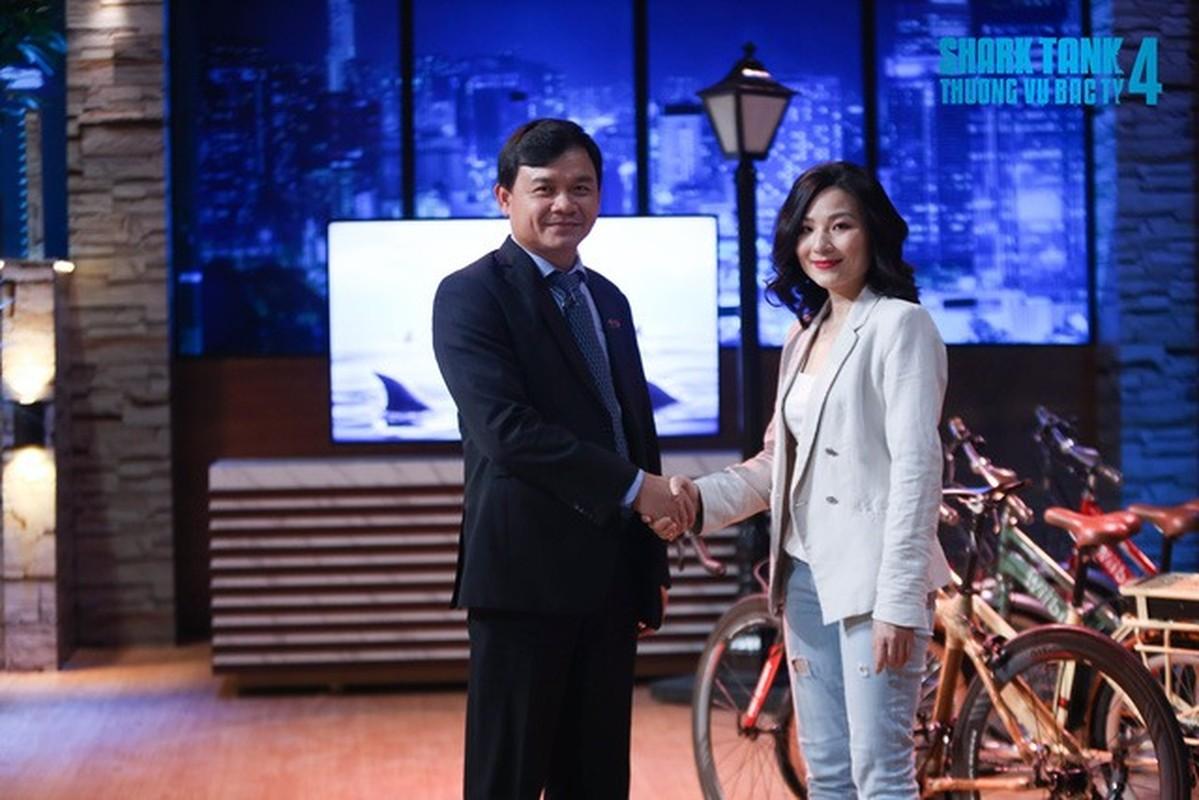 Netizen diem mat dan bong hong tung khien shark Phu muon dau tu