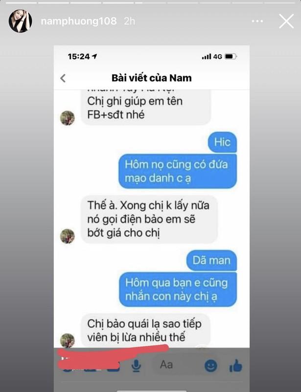 Nu tiep vien Vietnam Airlines bi page ban hang online ngang nhien