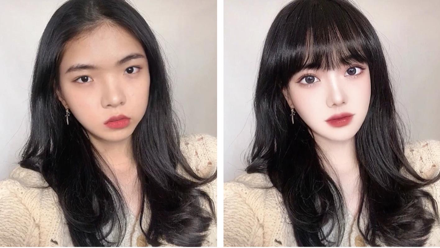 """Trước và sau photoshop, hội chị em có màn """"lật mặt"""" ngã ngửa"""