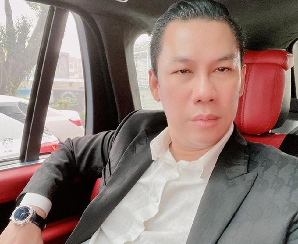 Khoe thu nay, dai gia Duc Huy khien netizen choang vang