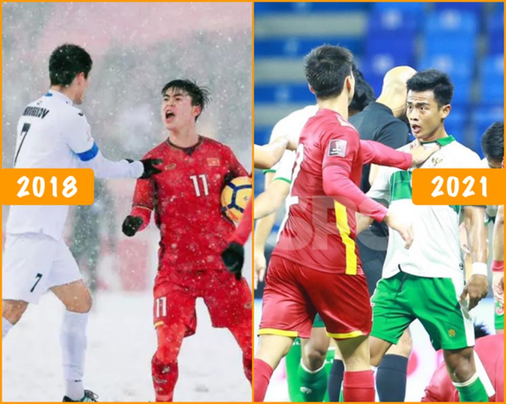 Dan trai dep U23 Viet Nam nam ay: