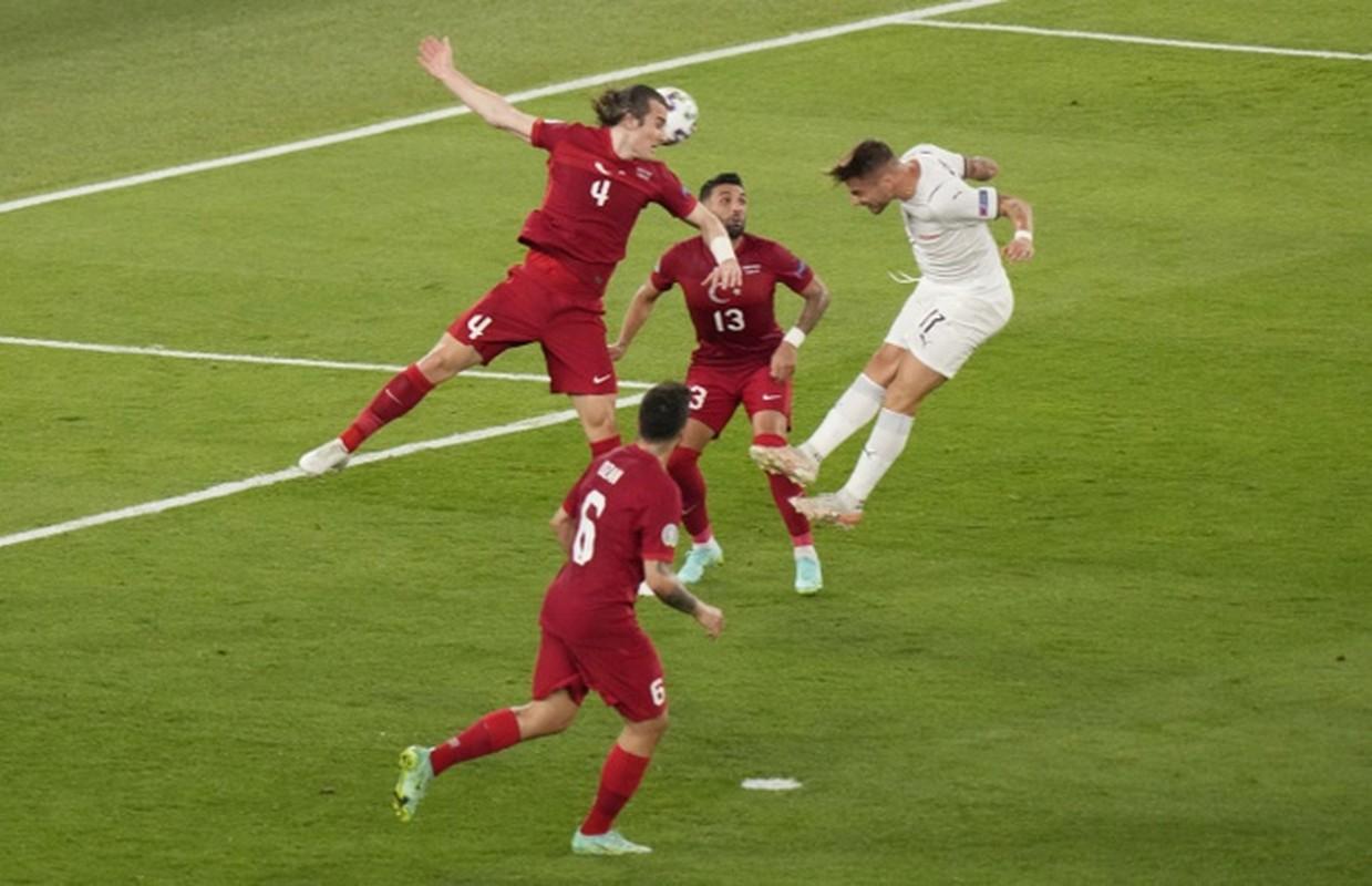 Anh: Thang Tho Nhi Ky, Italia mo man VCK EURO 2020 suon se-Hinh-4