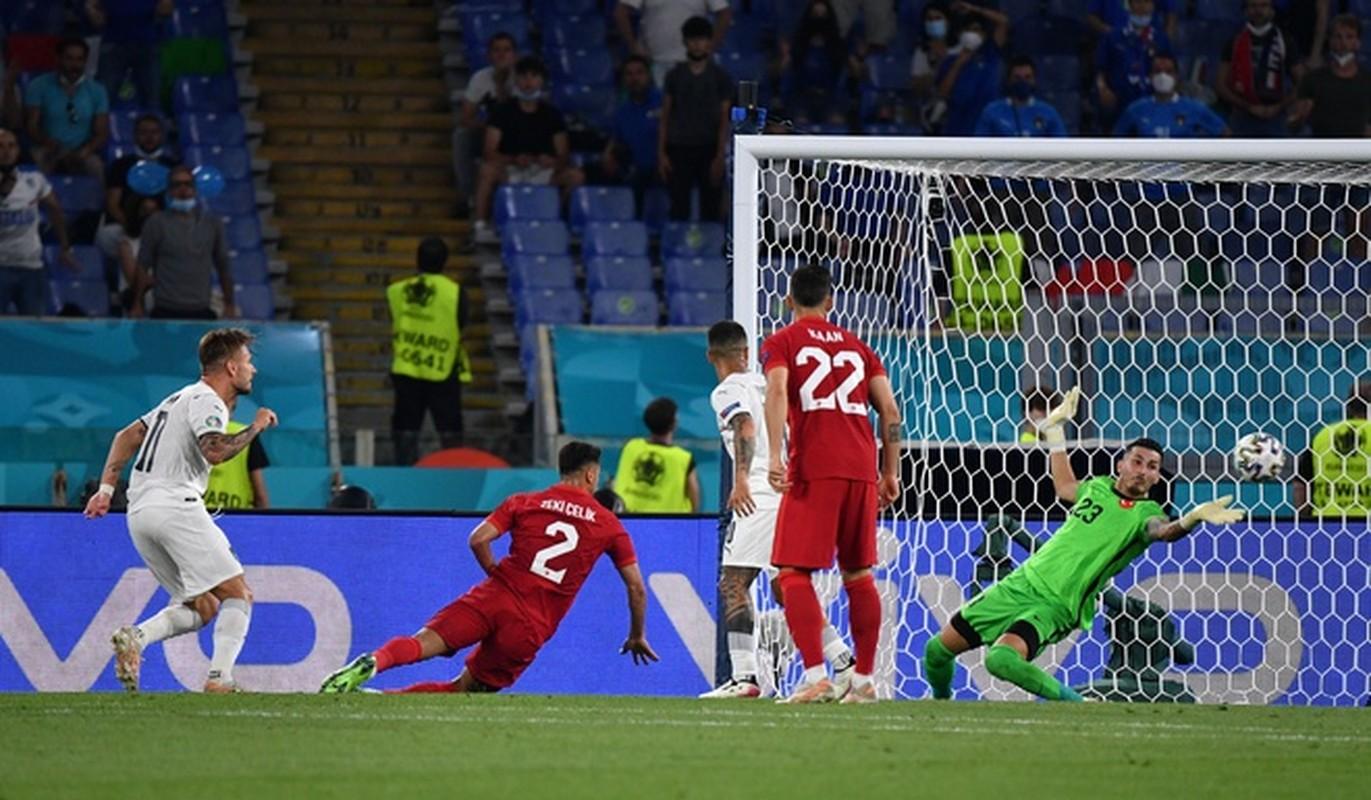 Anh: Thang Tho Nhi Ky, Italia mo man VCK EURO 2020 suon se-Hinh-8