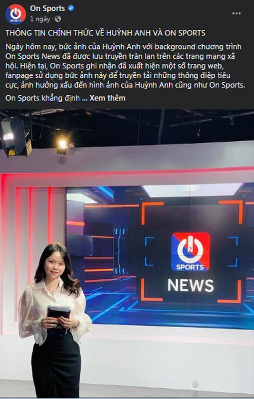 Ban gai cu Quang Hai chinh thuc thanh BTV the thao, dan mang noi gi?-Hinh-4