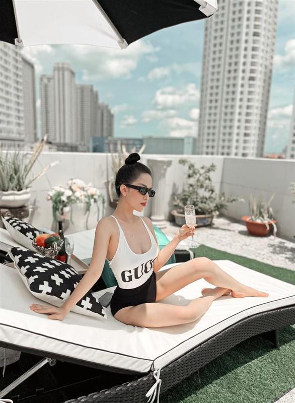 O nha gian cach xa hoi, gai xinh Trang Pilla khoe doi song quy toc-Hinh-7