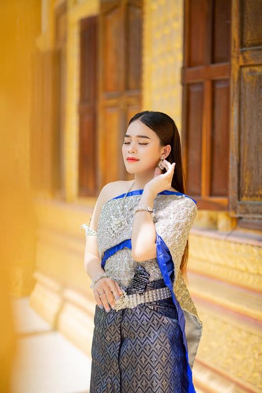 Dien trang phuc dan toc Khmer,