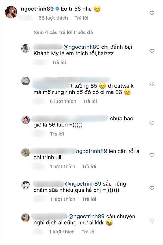 O nha gian cach, netizen phat hien Ngoc Trinh bi
