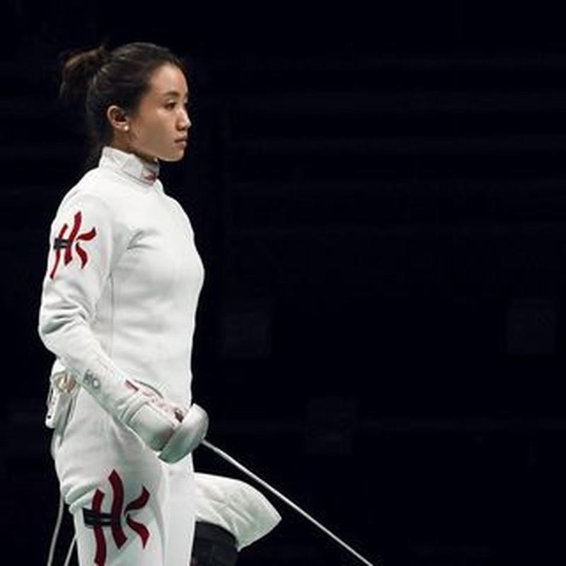 Lo danh tinh nu kiem thu Hong Kong gay sot tai Olympic Tokyo-Hinh-11