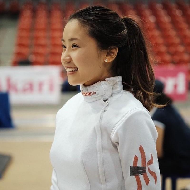 Lo danh tinh nu kiem thu Hong Kong gay sot tai Olympic Tokyo-Hinh-2
