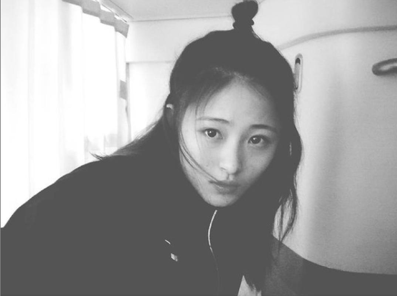 Nu hoang Karate xu Trung tai Olympic Tokyo lo nhan sac chuan thien than-Hinh-12