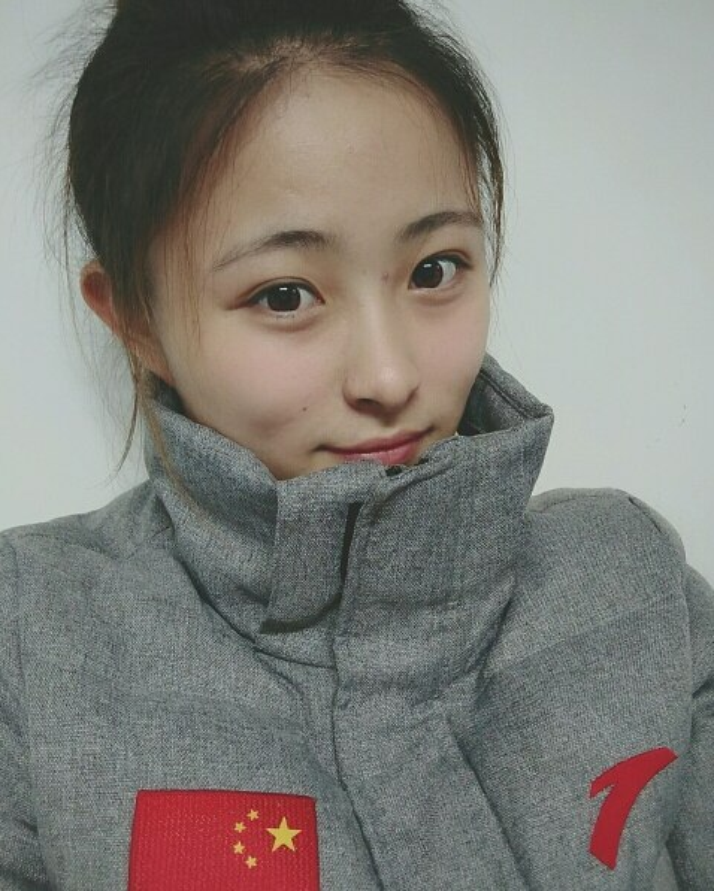 Nu hoang Karate xu Trung tai Olympic Tokyo lo nhan sac chuan thien than-Hinh-2
