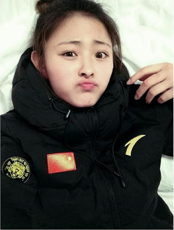 Nu hoang Karate xu Trung tai Olympic Tokyo lo nhan sac chuan thien than-Hinh-3