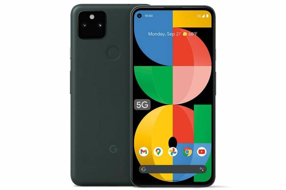 Anh chi tiet Google Pixel 5a 5G, gia hon 10 trieu dong-Hinh-2