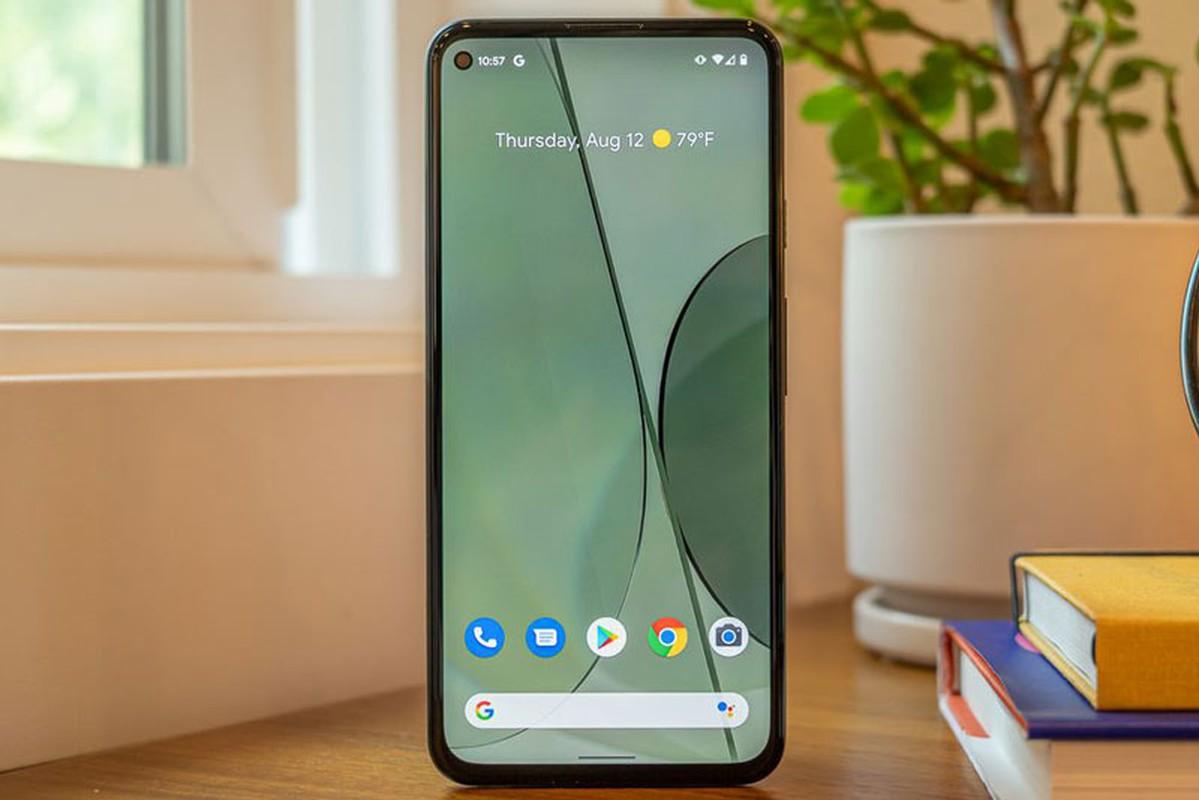 Anh chi tiet Google Pixel 5a 5G, gia hon 10 trieu dong-Hinh-4