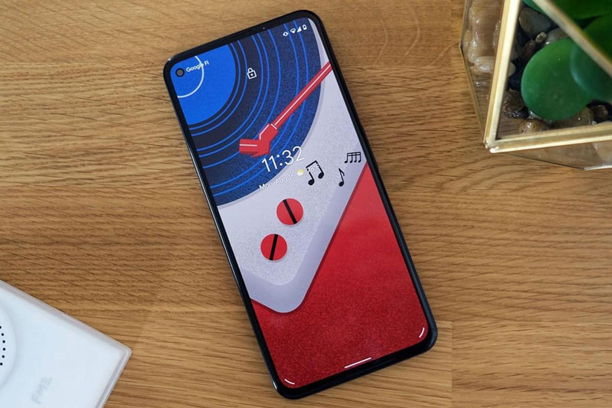 Anh chi tiet Google Pixel 5a 5G, gia hon 10 trieu dong-Hinh-5
