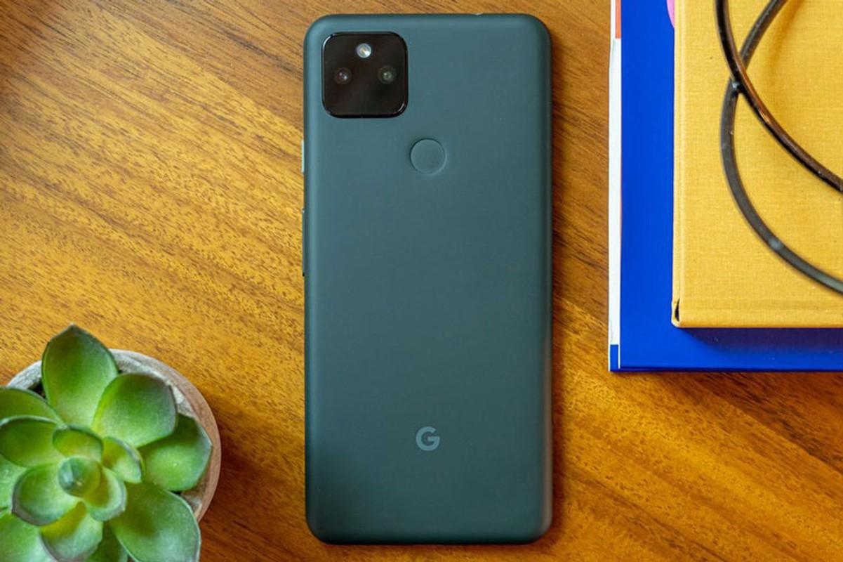 Anh chi tiet Google Pixel 5a 5G, gia hon 10 trieu dong-Hinh-6