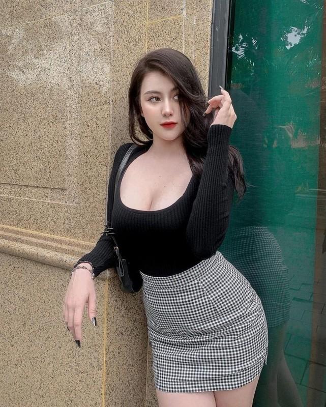 Hot girl lai Tay buc xuc vi bi cat ghep noi dung nhay cam-Hinh-8