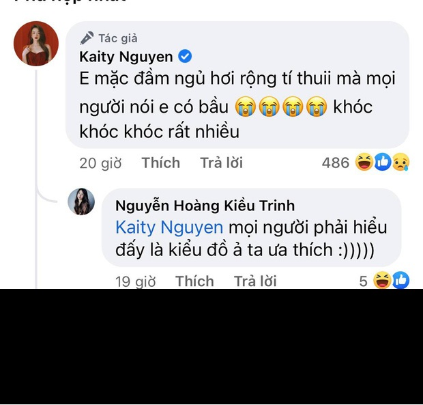 Kaity Nguyen gay xon xao co bau o tuoi 22, su that la dau?-Hinh-4