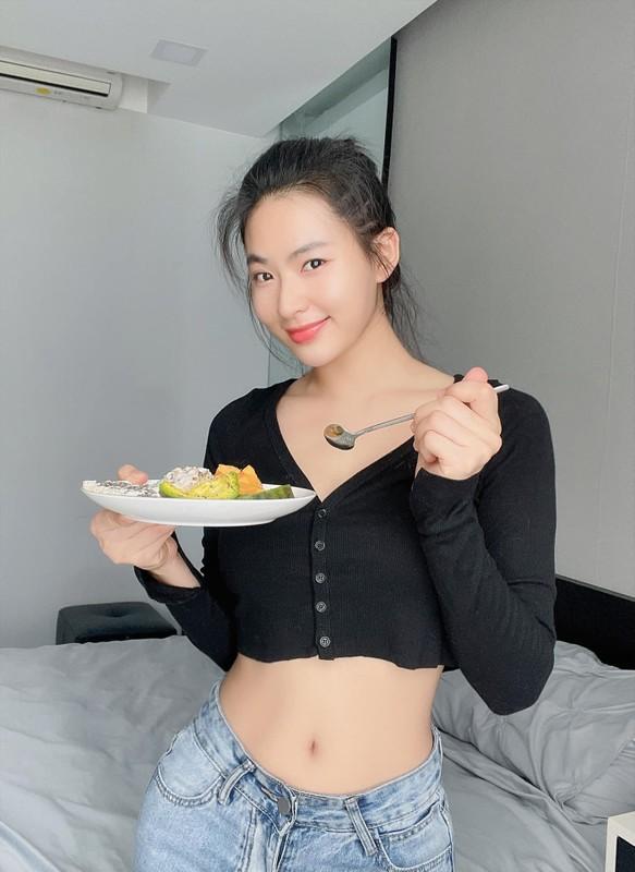 Ru bo diu dang, hot girl Hai Phong cuc ca tinh tren TikTok-Hinh-9