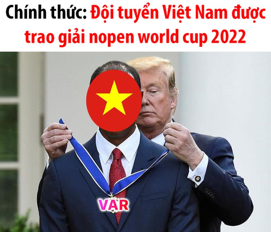 Anh che bong da: Doi tuyen Viet Nam duoc trao giai