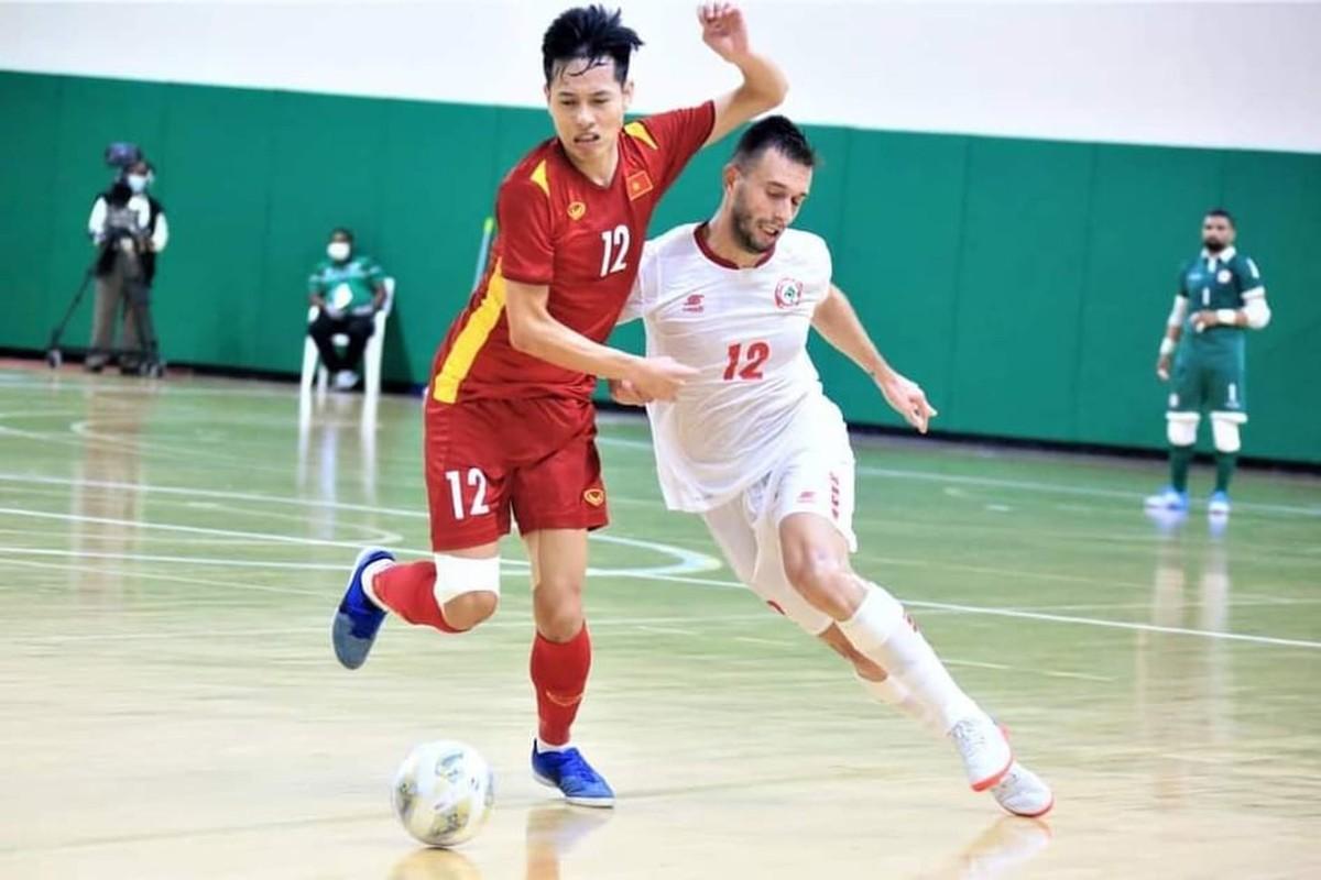 Du Futsal World Cup 2021, doi tuyen Viet Nam van xep sau Thai Lan-Hinh-11