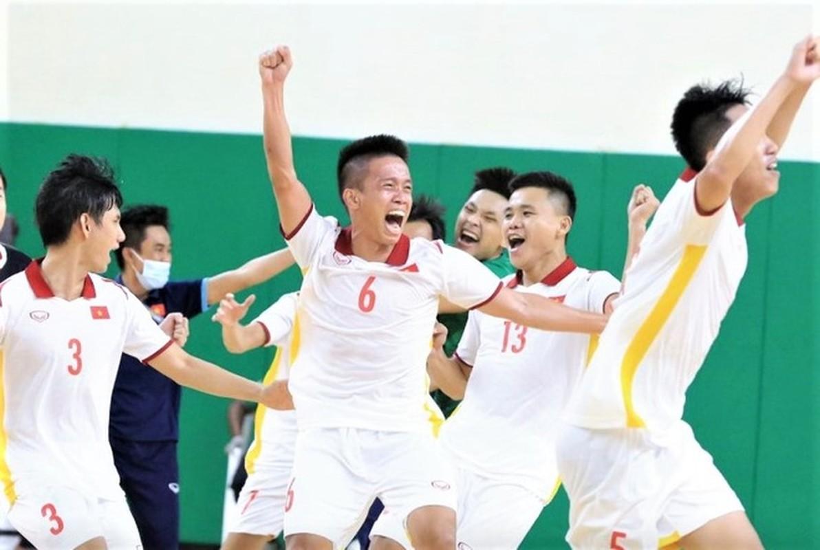 Du Futsal World Cup 2021, doi tuyen Viet Nam van xep sau Thai Lan-Hinh-12