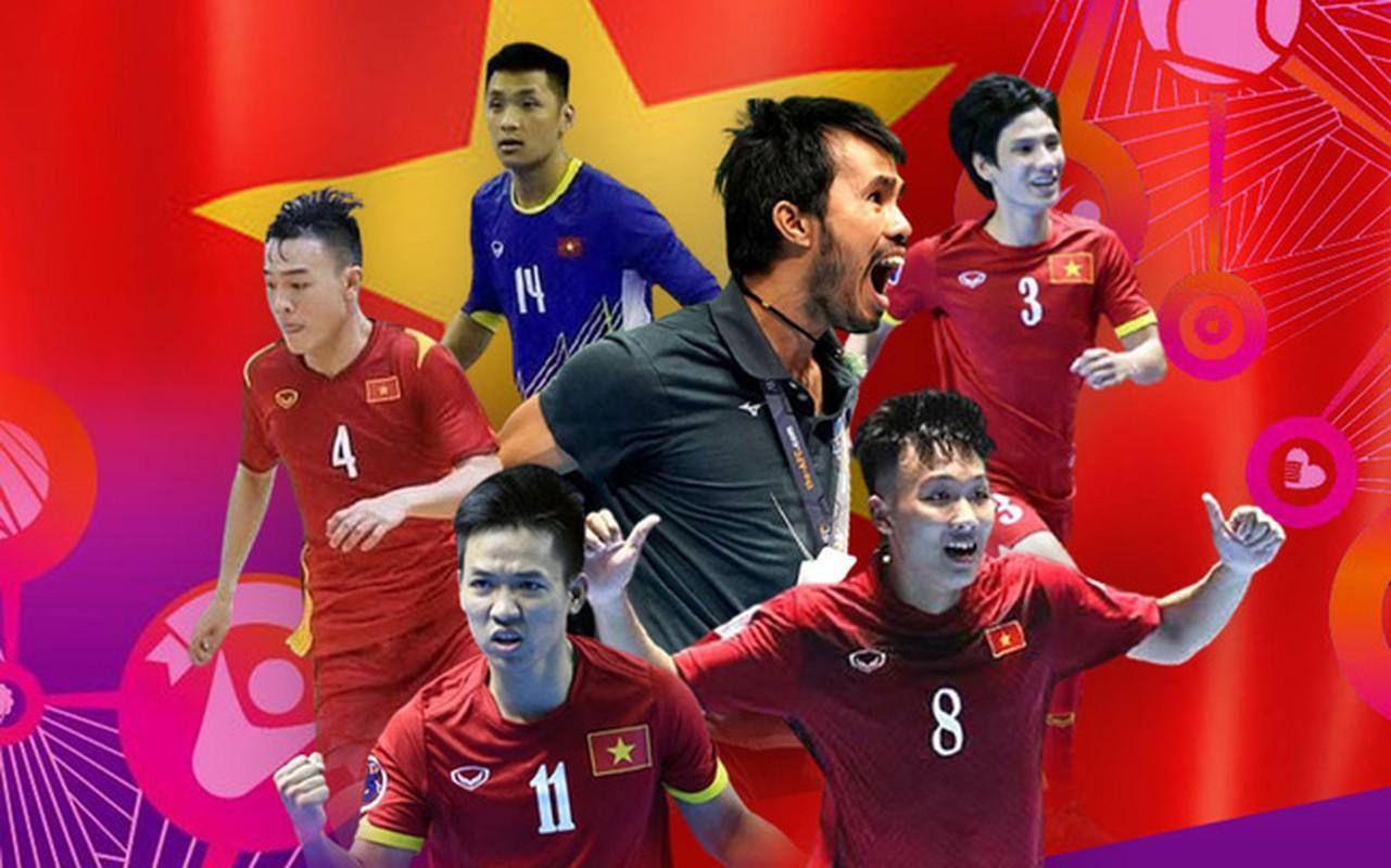 Du Futsal World Cup 2021, doi tuyen Viet Nam van xep sau Thai Lan-Hinh-3