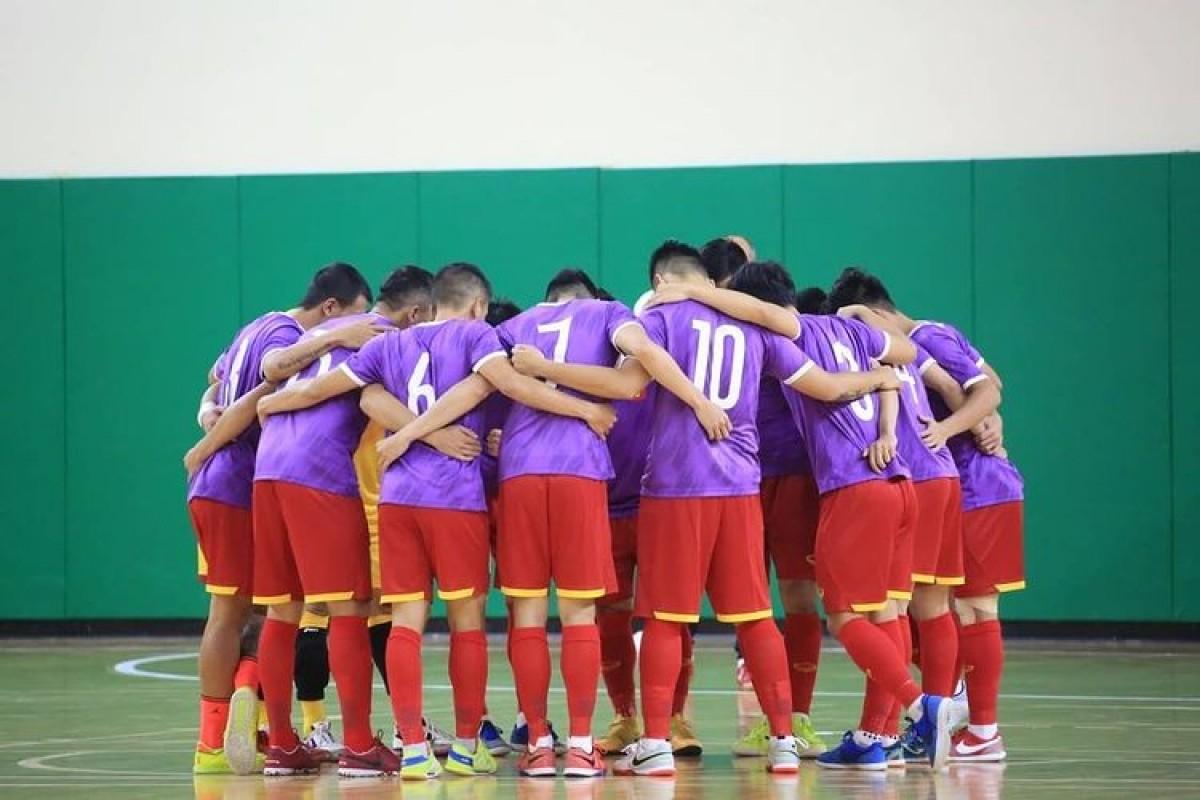 Du Futsal World Cup 2021, doi tuyen Viet Nam van xep sau Thai Lan-Hinh-4