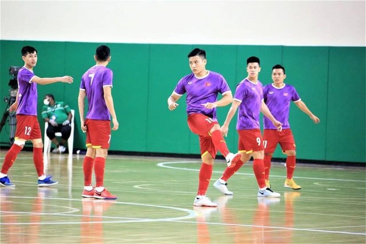 Du Futsal World Cup 2021, doi tuyen Viet Nam van xep sau Thai Lan-Hinh-5