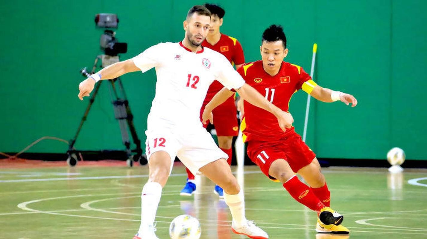 Du Futsal World Cup 2021, doi tuyen Viet Nam van xep sau Thai Lan-Hinh-6