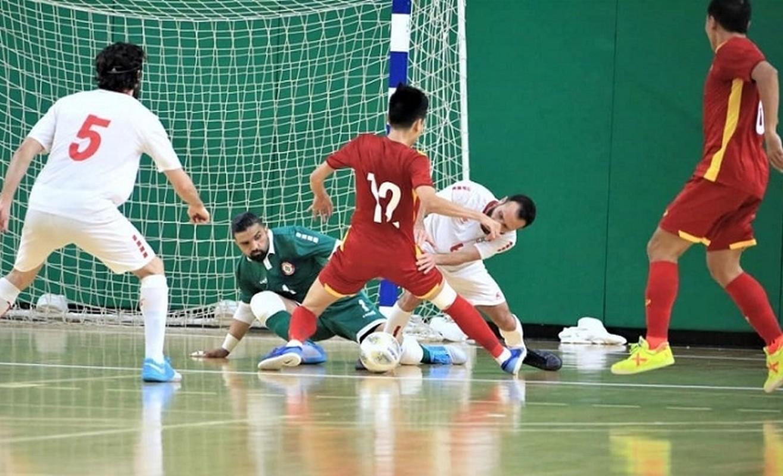 Du Futsal World Cup 2021, doi tuyen Viet Nam van xep sau Thai Lan-Hinh-7