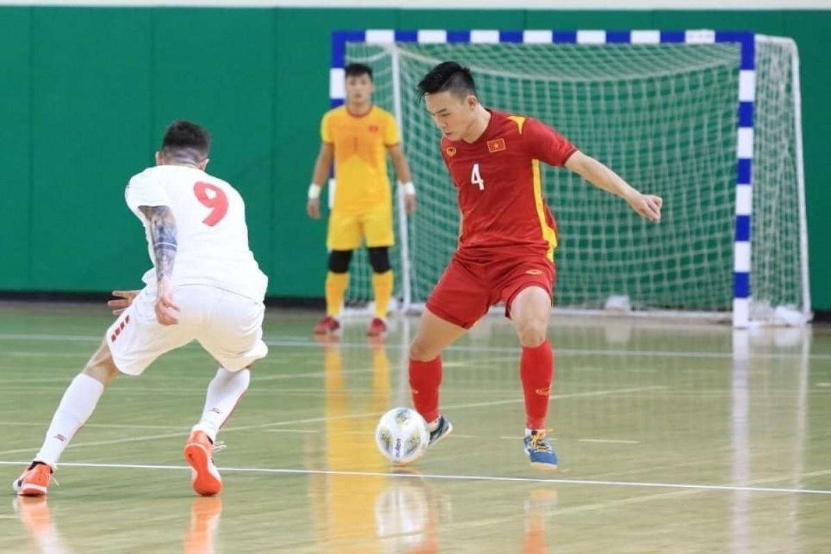 Du Futsal World Cup 2021, doi tuyen Viet Nam van xep sau Thai Lan-Hinh-8