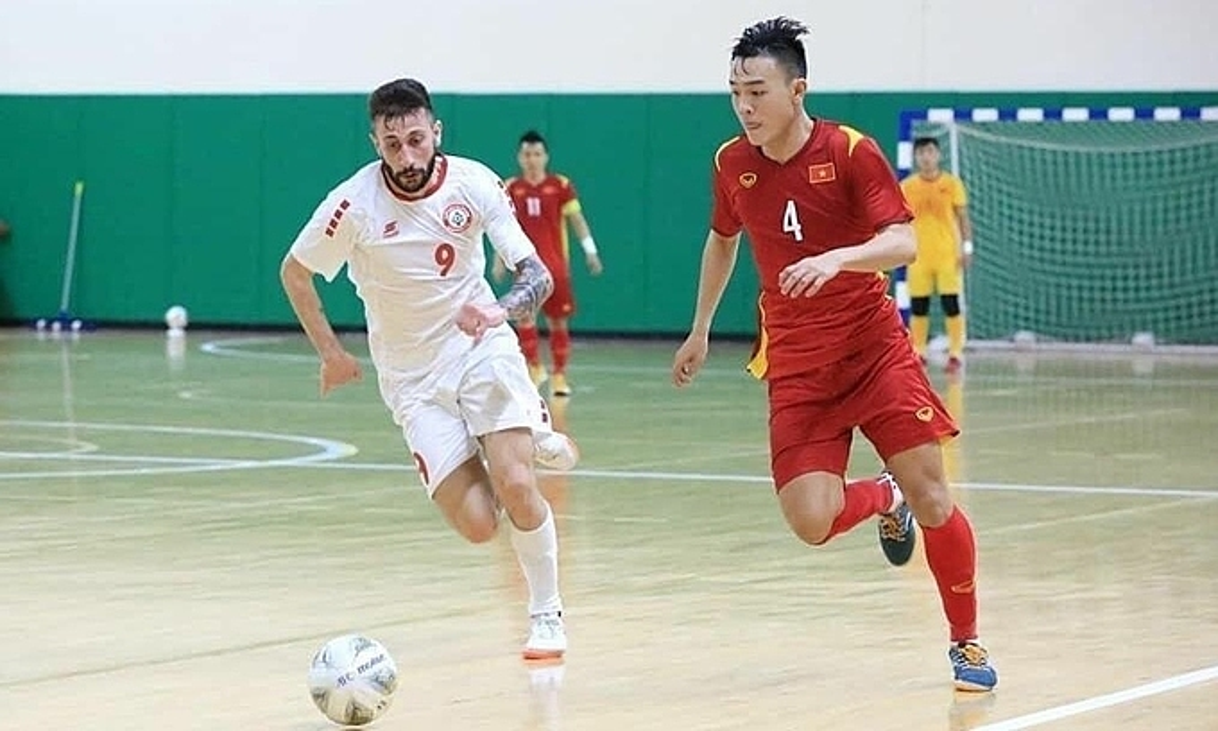 Du Futsal World Cup 2021, doi tuyen Viet Nam van xep sau Thai Lan-Hinh-9