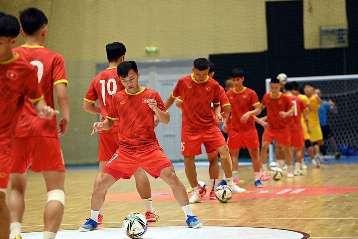 Thua mo man Futsal World Cup 2021, doi tuyen Viet Nam tinh toan gi?-Hinh-11