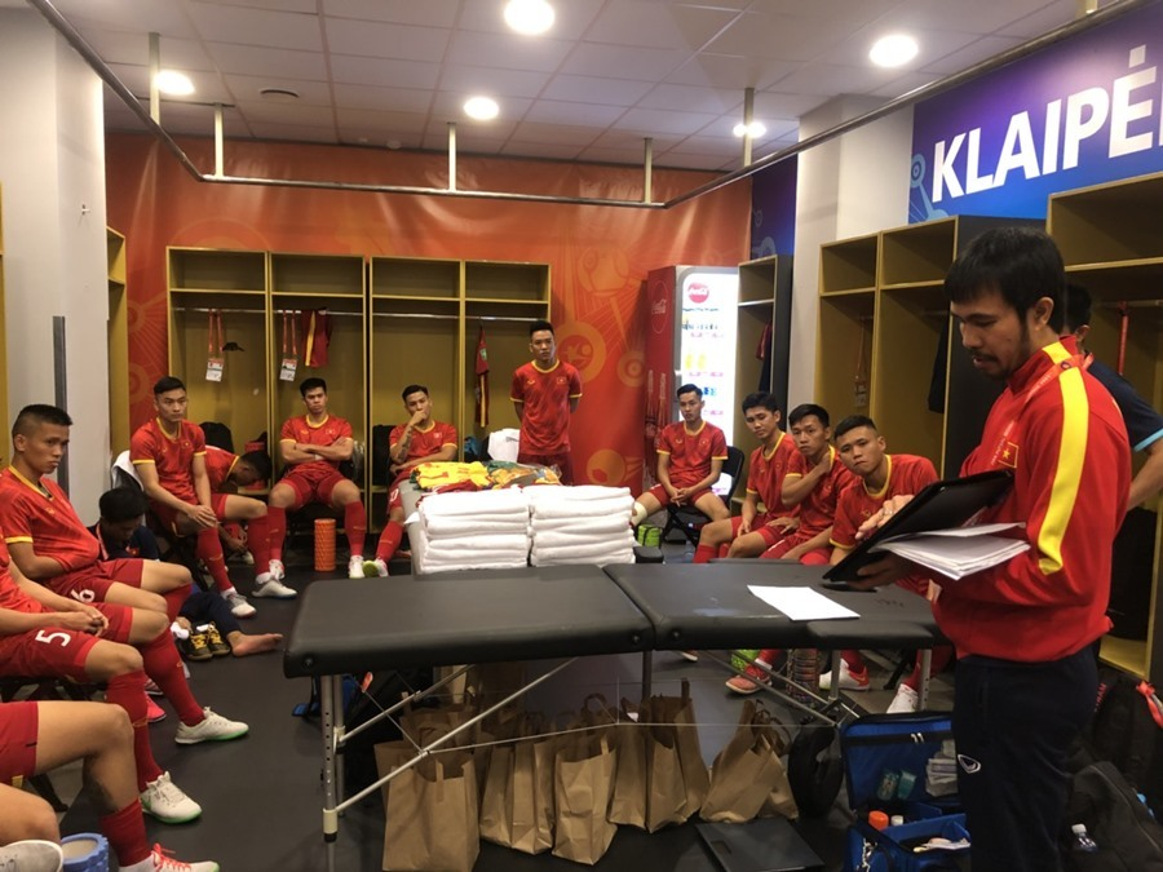 Thua mo man Futsal World Cup 2021, doi tuyen Viet Nam tinh toan gi?-Hinh-9