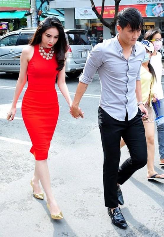 Hanh dong nho voi Thuy Tien, Cong Vinh duoc netizen khen het loi-Hinh-7