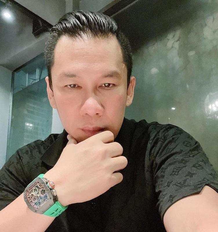 Ngo lo Cam Dan, dai gia Duc Huy hao huc don