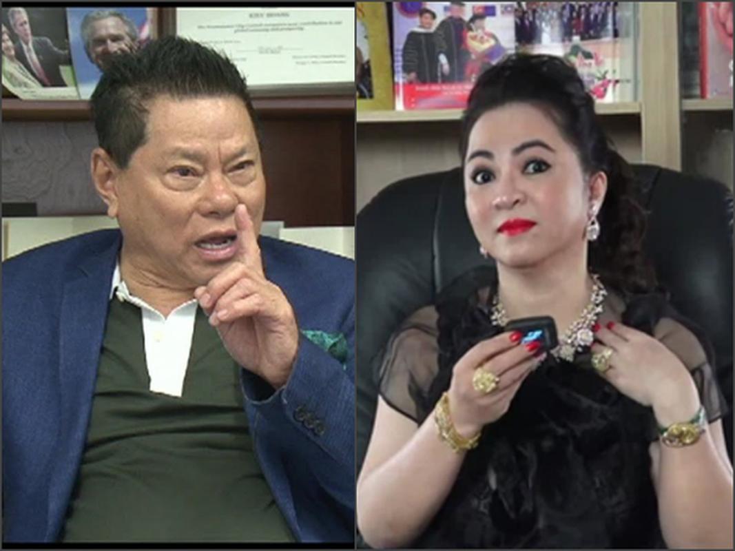Ba Phuong Hang xin 10 trieu USD, ty phu Hoang Kieu noi gi?