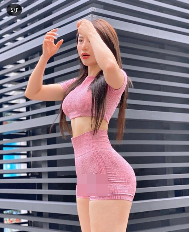 Dien quan bo sat, gai xinh quay TikTok lam netizen xau ho thay-Hinh-10