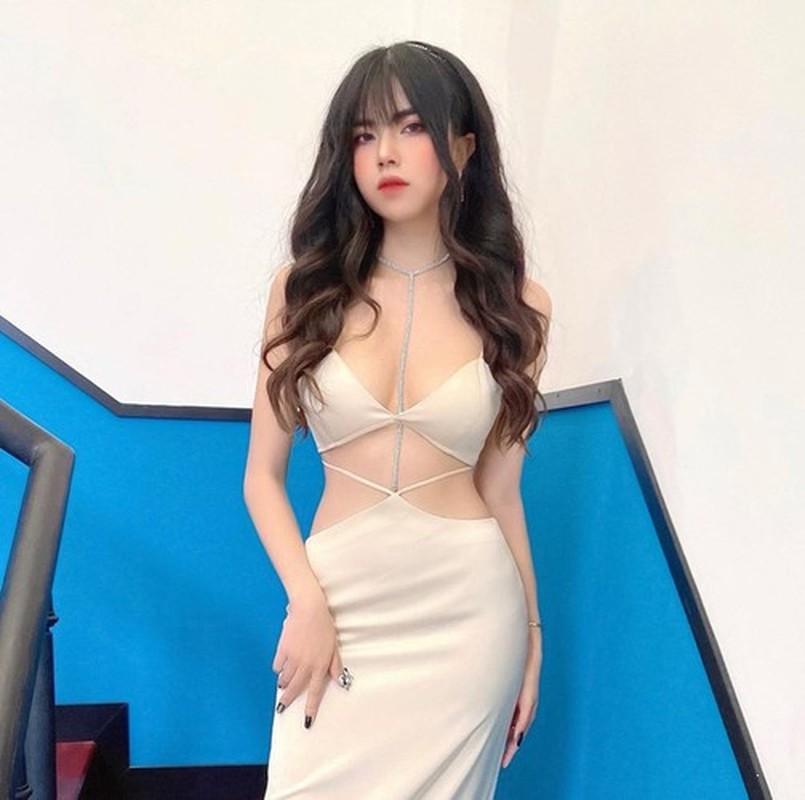 Fans hoi ve so do vong eo, nu streamer Viet tiet lo gay choang-Hinh-2