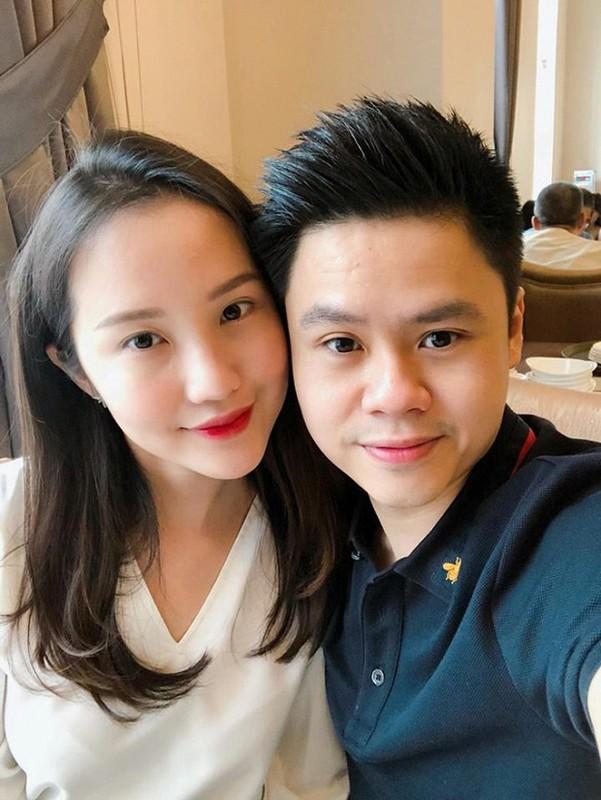 Vợ đại gia Phan Thành lộ diện giữa tin đồn đã sinh con