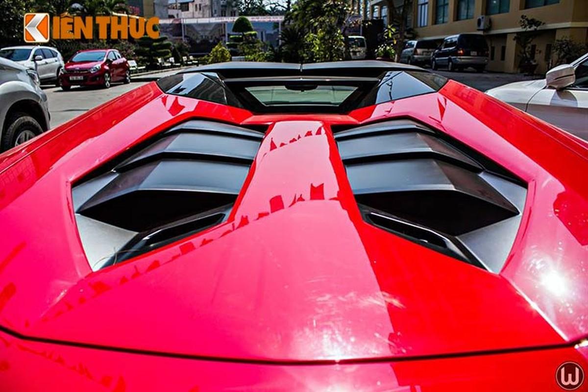 Sieu xe Lamborghini mui tran 24,5 ty doc nhat Viet Nam-Hinh-13