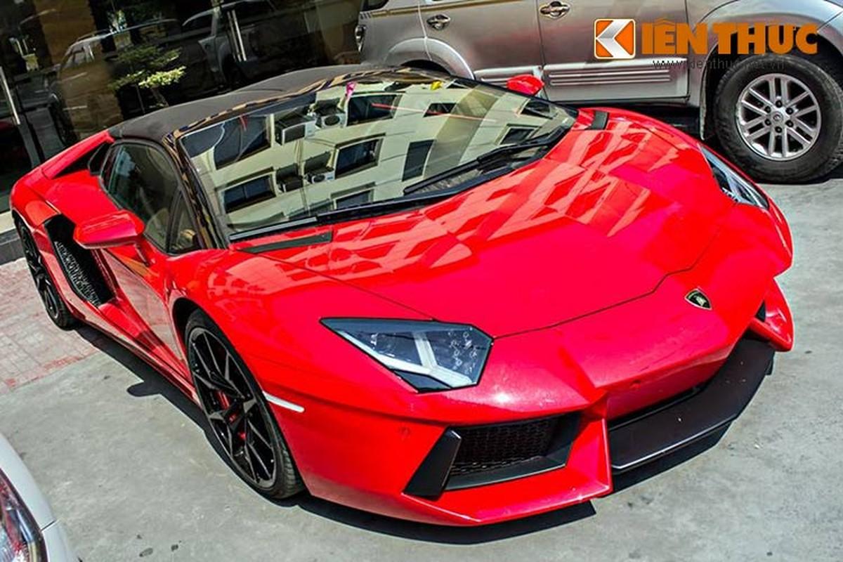 Sieu xe Lamborghini mui tran 24,5 ty doc nhat Viet Nam-Hinh-2