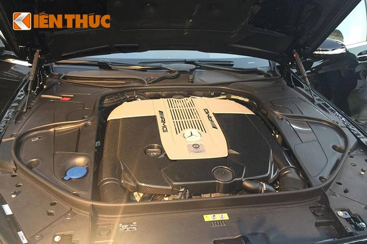 Chi tiet sieu sedan Mercedes S65 AMG gia hon 12 ty tai VN-Hinh-14