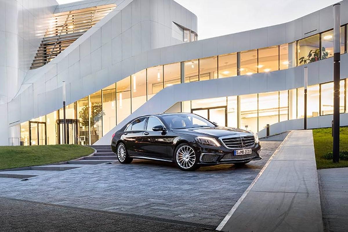 Chi tiet sieu sedan Mercedes S65 AMG gia hon 12 ty tai VN-Hinh-16
