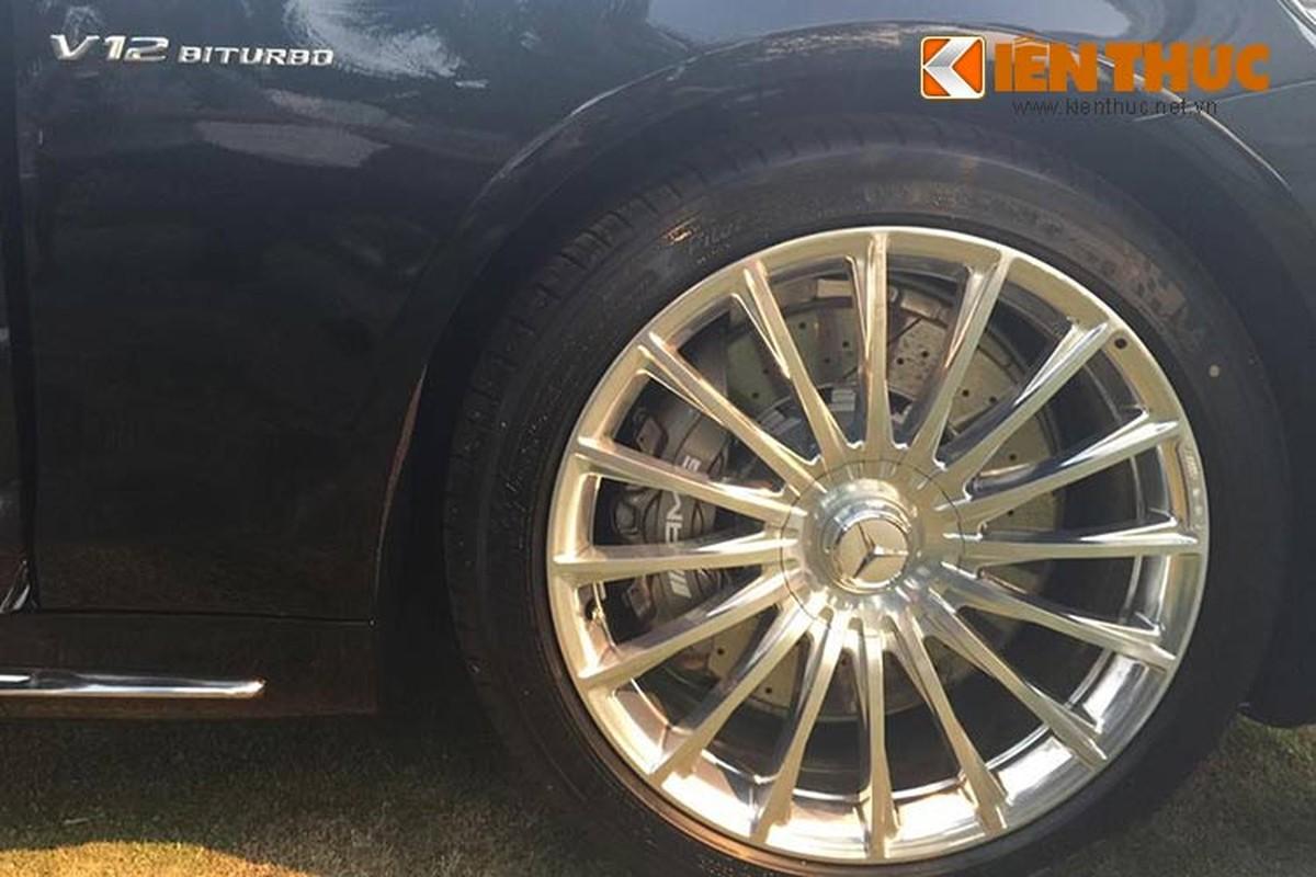 Chi tiet sieu sedan Mercedes S65 AMG gia hon 12 ty tai VN-Hinh-4