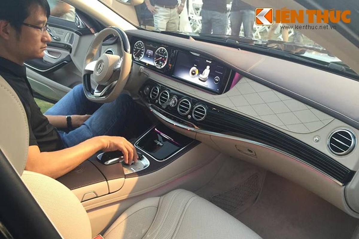 Chi tiet sieu sedan Mercedes S65 AMG gia hon 12 ty tai VN-Hinh-7